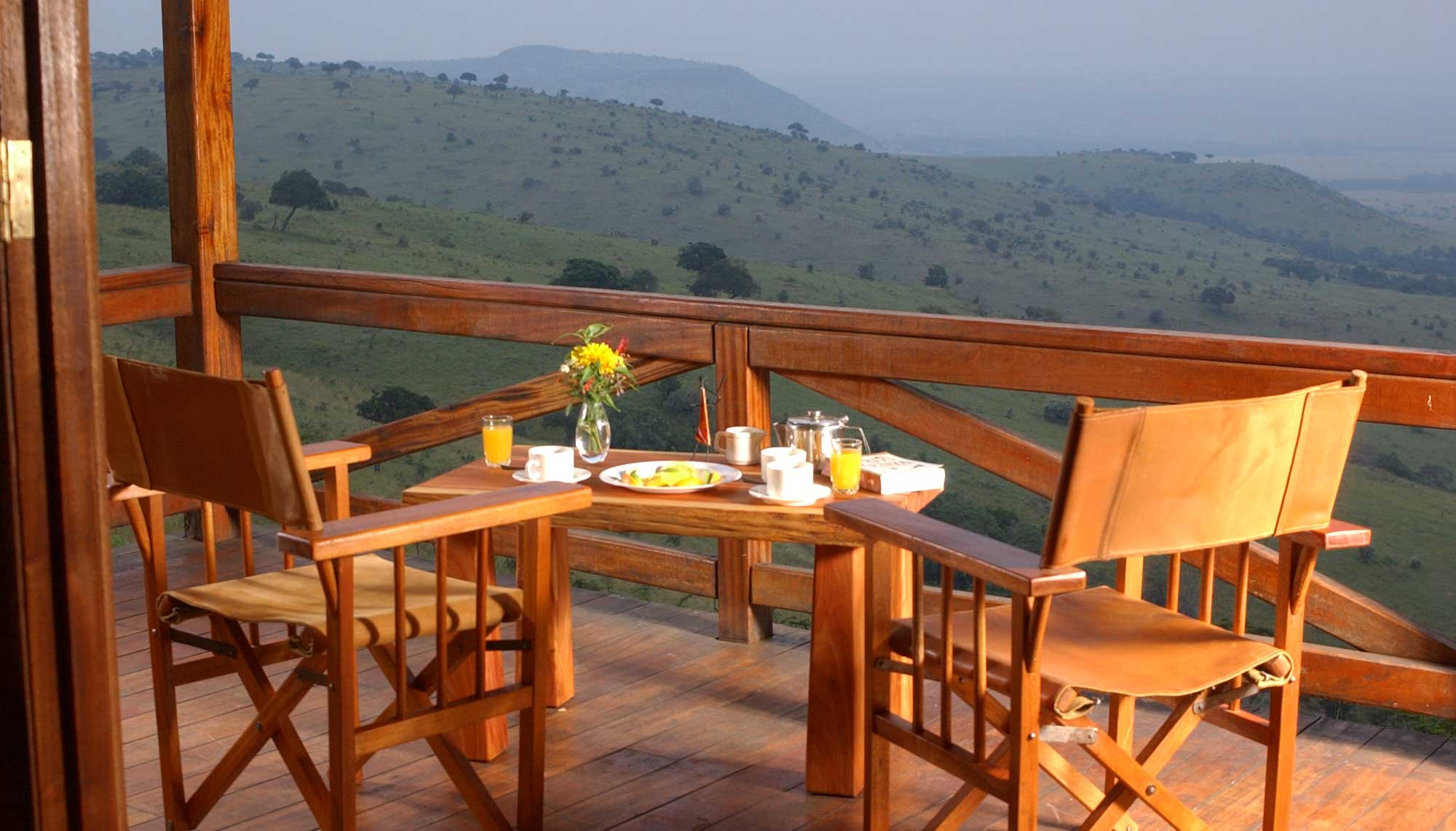 3 day masai mara safari package mara west safaris for Best private dining rooms west end